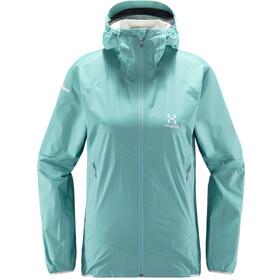 Haglöfs L.I.M PROOF Multi Jacket Dame glacier green